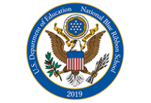 African Road Elementary recognized as a 2019 National Blue Ribbon School!
