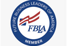Future Business Leaders of America red, white and blue logo.