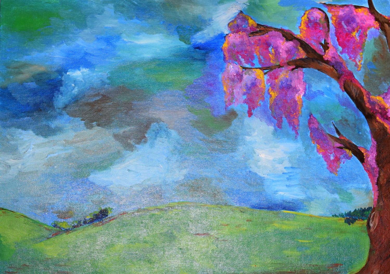 Lone Tree by Susannah Tokarz