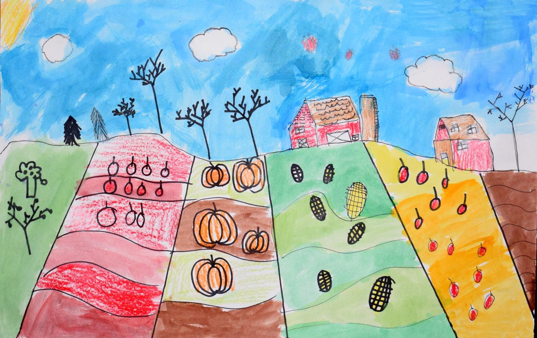Seasonal Farm by Kaitlyn Bennett