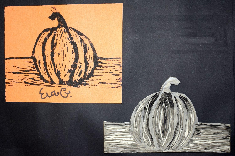 Pumpkins by Eva Gindlesberger