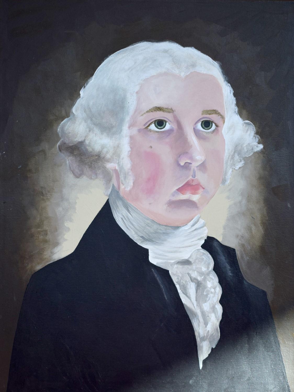 George Washington by Carley Zindle