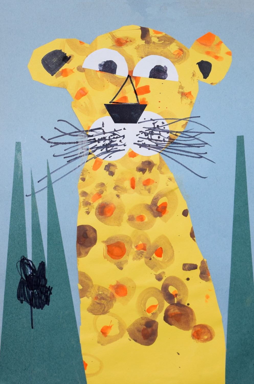 Tiger by Julia