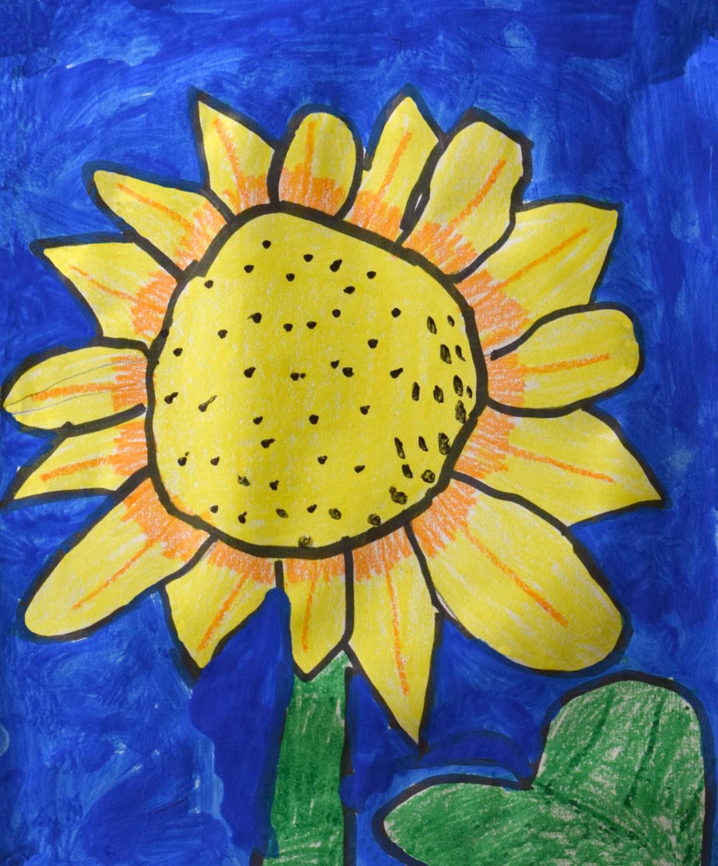 Sunflower by Rayalynn