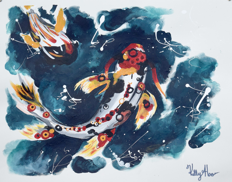 Fish by Kelly Hao