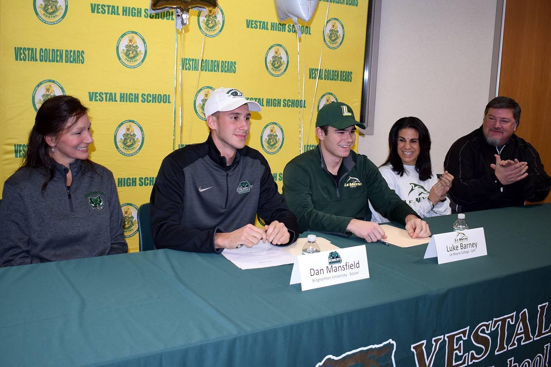 Vestal Central School District News Article